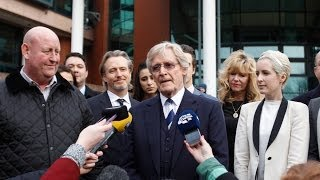 William Roache Says 'There Are No Winners', As He's Found Not Guilty