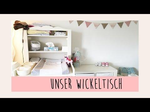 babyzimmer wickelkommode einrichten doovi. Black Bedroom Furniture Sets. Home Design Ideas