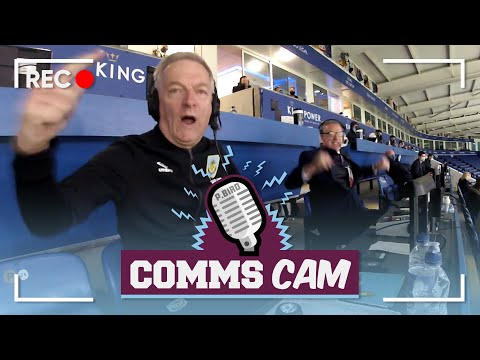 GUESS WHO! JIMMY DUNNE! | COMMS CAM | Leicester v Burnley 2020/21