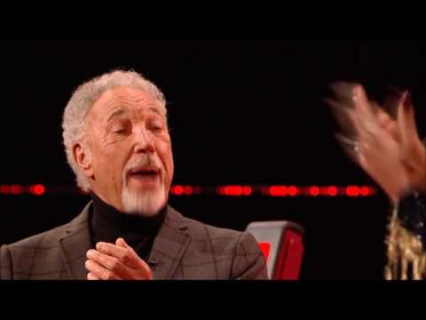 Sir Tom Jones Lets Loose On The Voice UK mp3