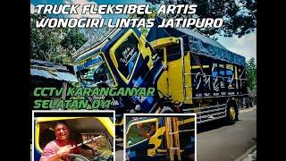 Download Truck fleksibel artis wonogiri melintas jatipuro versi dj angklung jagain jodoh orang by IMP