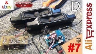 Посылки с АЛИ #7 (Тестер DDR, усилитель D-класса, USB FM)