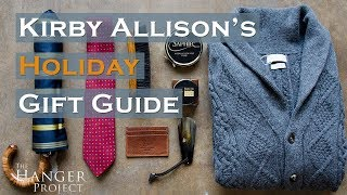 2017 Holiday Gift Guide | Kirby Allison