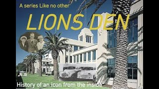 Lion's Den TV Series official trailer