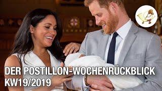 Der Postillon Wochenrückblick (06. Mai - 11. Mai 2019)