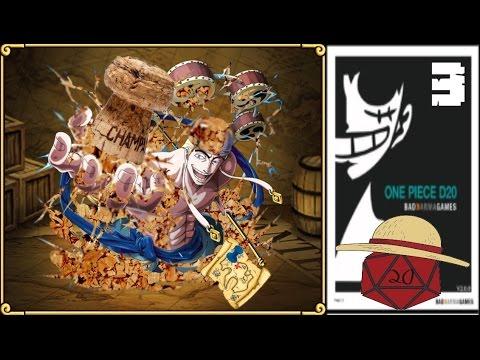 One Piece D&D Karma 20 Games Part 3 - When Hentai