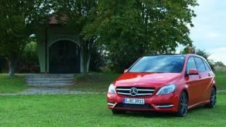 Mercedes-Benz B-Klasse - HD - Deutsch