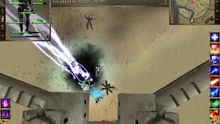 [Vanilla Single-Player] Evil Islands - Killing a scripted stack of Imperial Guardsmen