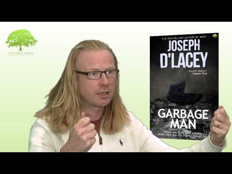 Garbage Man - A Horror Novel By Joseph D'Lacey