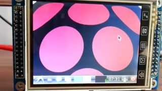 Raspberry PI with 3.2