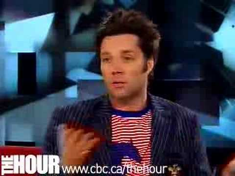 Rufus Wainwright Interview with George Stroumboulopoulos on