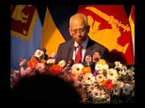 Keynote Address by Mr Lalith Weeratunga Secretary to HE the President - Part01