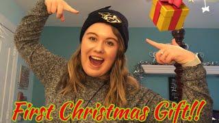 VLOGMAS Day 21: My First Christmas Gift!!