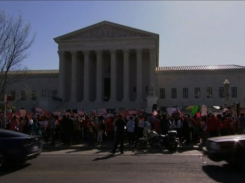 Court Divided on Obama Immigration Case