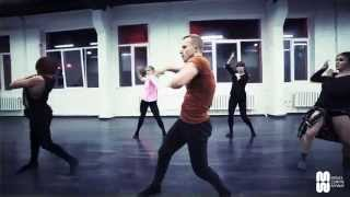Gambar cover Daughter - Get Lucky (Daft Punk cover) contemporary by Artem Volosov - Dance Centre Myway