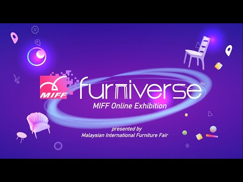 Experience Immersive Virtual Trade Exhibition at MIFF Furniverse