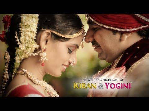 KIRAN & YOGINI - Wedding Highlight