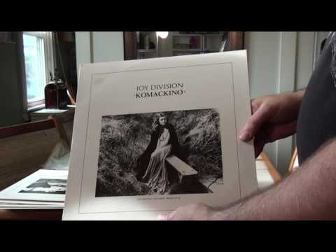 My (vinyl) Record collection Joy Division New Order 1970's 1980's