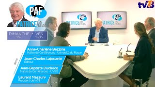 PAF – Patrice Carmouze and Friends – Emission du 18 juin 2019