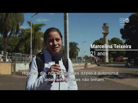 Dia Mundial da População 2019 | Marcelina Teixeira