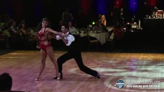 tony dovolani hayley erbert dance 2016 bma foundation dancing with the stars