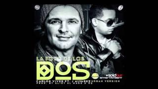 J Alvarez - La Foto De Los Dos ft. Carlos Vives (Urban Remix)