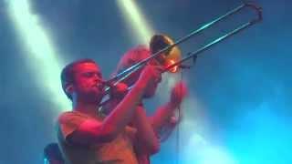 LaBrassBanda Live - Da Dub @ Sziget 2012