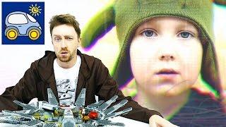 Лего Звёздные Войны 75105. Сокол Тысячелетия. Обзор Lego Star Wars Millennium Falcon. Картонка