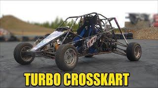 Turbo Crosskart - 300hp Hayabusa Turbo Engine