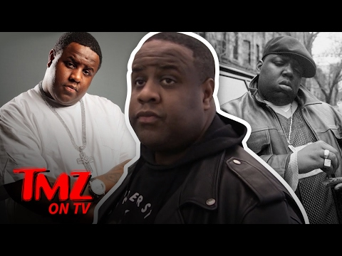 Remembering Biggie With The Guy Who Played Him  TMZ TV