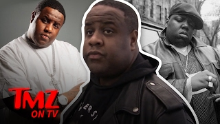 Remembering Biggie With The Guy Who Played Him | TMZ TV