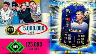 INCREDIBILE!!!!! PACK *TOTY* DA 5.000.000 DI CREDITI!