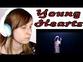 NIK QISTINA - YOUNG HEARTS | REACTION
