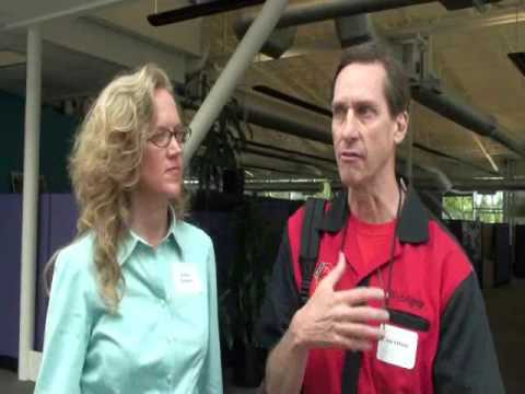 Green21: Jennifer Thompson & Ken Eklund