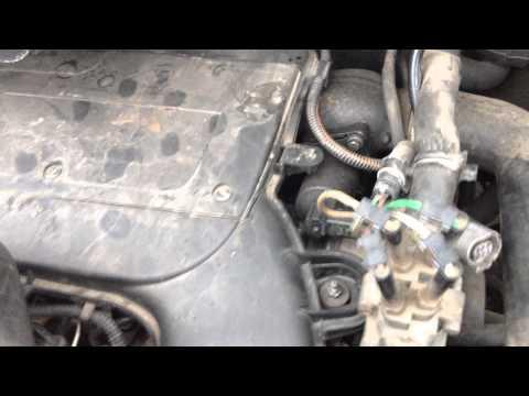 Работа двигателя Renault Trafic 1.9 100 2003 р.