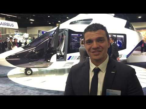 Airbus Helicopters At Heli Expo 2019