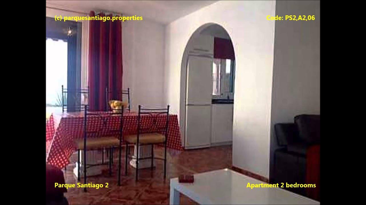 Parque Santiago 2 Apartment 2 Bedrooms Ps2a206 Youtube