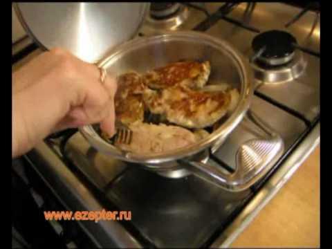 жареное лёгкое рецепт приготовления