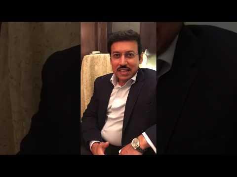 Col. Rathore at CII Big Picture Summit 2017.