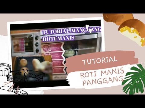 Video Cara Memanggang Roti Dengan Oven Listrik