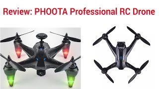 Review: PHOOTA Professional RC Drone