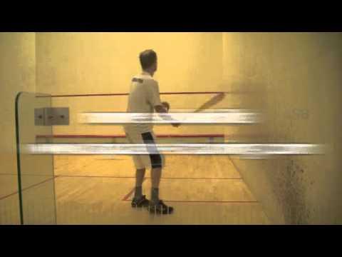 Squash Solodrills 1. - 10. for intermediate players