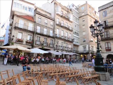 La Ciudad de Vigo (Provincia de Pontevedra - Galicia - España)