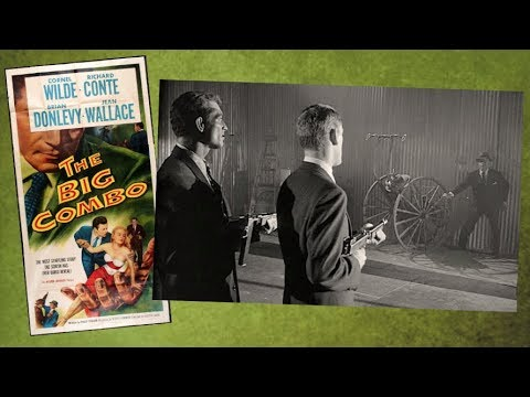 The Big Combo | 1955 - Best Quality - Film-Noir/Crime/Drama: With Subtitles
