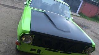 Газ 2410 1986г V8 ЗМЗ 53, поездка после покраски - GAZ ROD Гараж
