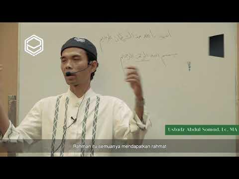Kajian Musawarah bersama Ustadz Abdul Somad