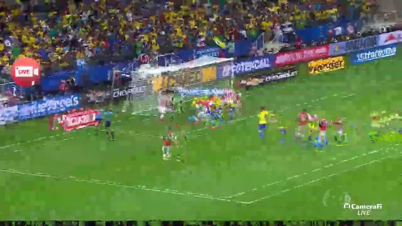 Nos pênaltis, seleção vence o Paraguai e está na semifinal