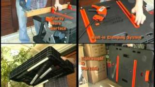 Keter's Oldies: Folding Work Table