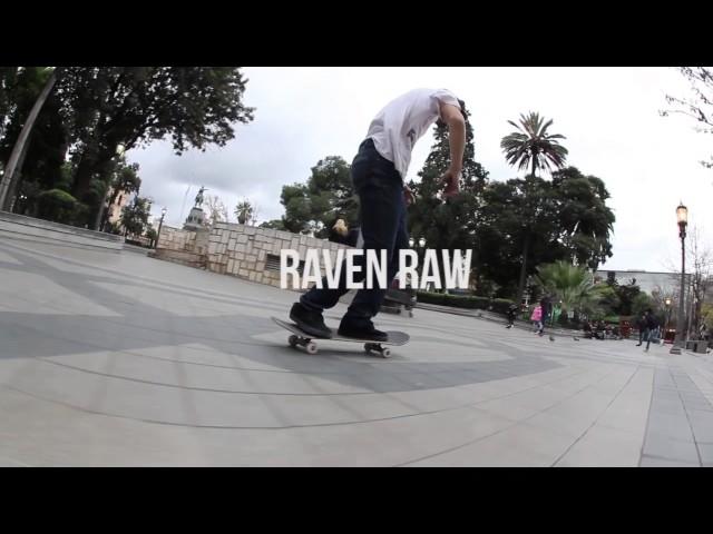 Raven Raw | Javier Sánchez Pro model