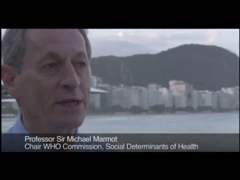 World Health Organization video: Social Determinants of Health
